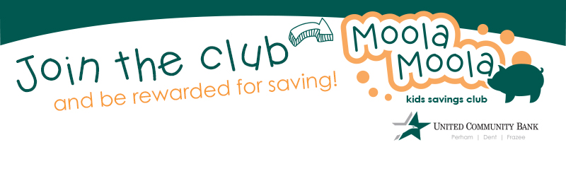 Join the club and be rewarded for saving moola moola kids savings club